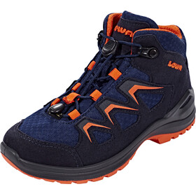 Lowa Innox Evo GTX Multifunction Shoes Low Quartercut Kids navy/orange